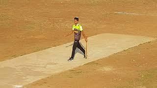 AZAD MANGAON VS UNITED MORBA 1ST QUARTER FINAL 1st inning (20/1/2018)