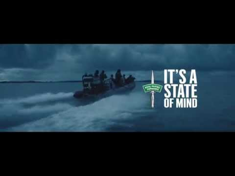 Royal Marines - they come from the sea
