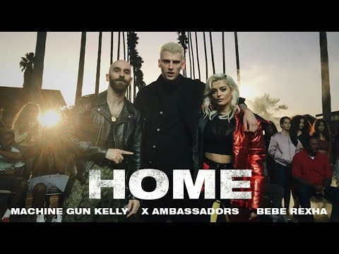 Xxx Mp4 Machine Gun Kelly X Ambassadors Bebe Rexha Home From Bright The Album Official Video 3gp Sex