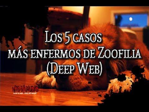 Los 5 casos más enfermos de Zoofilia (Deep Web)