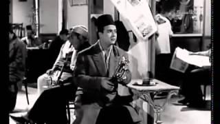 فيلم خبر ابيض كامل | عبدالفتاح القصرى | ليلى فوزى