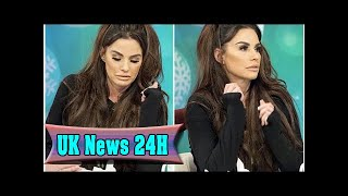 Katie price praised by lung charity after emotional loose women appearance| UK News 24H