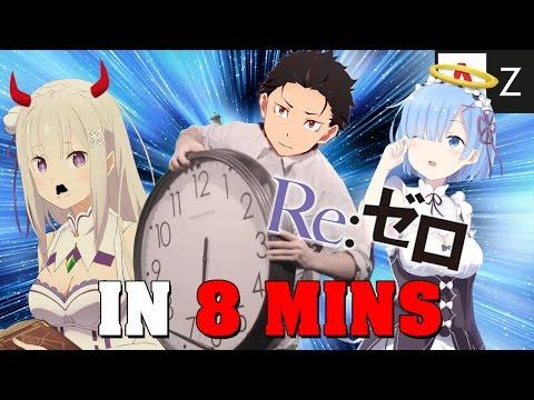 Re Zero IN 8 MINUTES