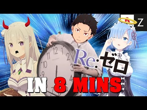 Xxx Mp4 Re Zero IN 8 MINUTES 3gp Sex
