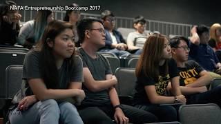 NAFA Entrepreneurship Boot Camp 2017