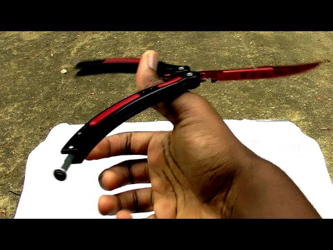 Xxx Mp4 40 CS Go Butterfly Knife Trainer Full Review 60fps 3gp Sex