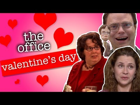 Xxx Mp4 Valentine S Day At Dunder Mifflin The Office US 3gp Sex
