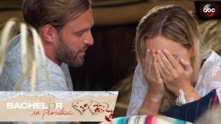 Amanda and Robby Break Up - Bachelor In Paradise