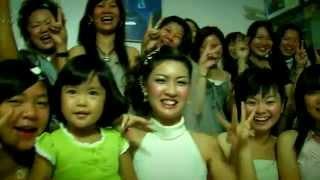 A Star town wedding! SDE 29.05.09. Chin Siu+Ing Ing