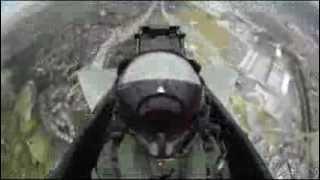 Eurofighter Typhoon - Unique cockpit footage