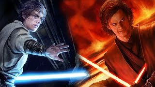 Why LUKE Could Resist the Dark Side When ANAKIN Couldn't! [Ft. Star Wars Explained] - Jon Solo