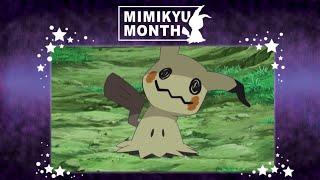 Mimikyu Appears | Pokémon the Series: Sun & Moon | Mimikyu Month
