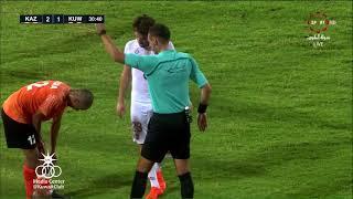 ملخص مباراة الكويت 3 × 3 كاظمة ـ دوري فيفا لكرة القدم ـ القسم الأول 2018 ـ 2019
