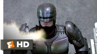 RoboCop (6/11) Movie CLIP - Cocaine Factory Shootout (1987) HD