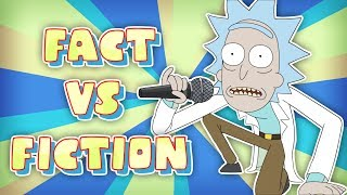 FACT or FICTION? - The Science of Rick and Morty