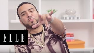 Defining the Relationship with French Montana | Rap Therapy | ELLE