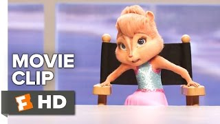 Alvin and the Chipmunks: The Road Chip Movie CLIP - You're Going to Hollywood (2015) - Movie HD