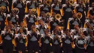 No F'n With - Southern University Marching Band 2014