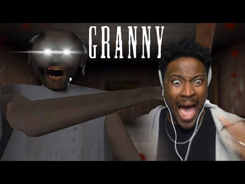 Granny Wants To Give Me A KISS | GRANNY IOS