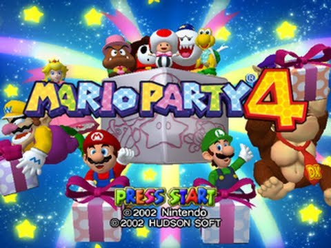 Drunk SGB Play Mario Party 4 Shy Guy s Jungle Jam