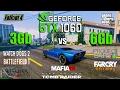 GTX 1060 3Gb Vs 6Gb Test In 9 Games I5 6600k mp3