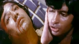Namak Haraam - Full Movie in 15 Mins | Amitabh Bachchan, Rajesh Khanna | Bollywood Hit Film