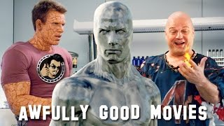 Awfully Good Movies: Fantastic Four: Rise of the Silver Surfer (HD) JoBlo.com Exclusive