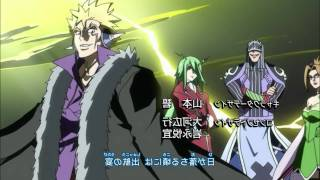 ★ Fairy Tail Opening 4 ☆ R.P.G ~Rockin' Playing Game ☆ HD 1080p & Multi Subs ★