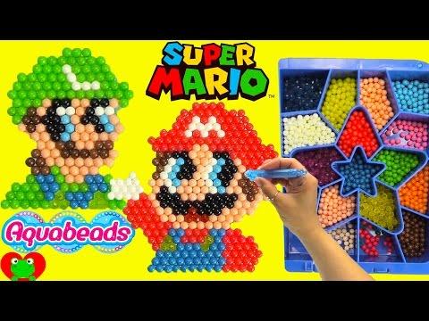 Xxx Mp4 Super Mario Aquabeads And Surprises 3gp Sex