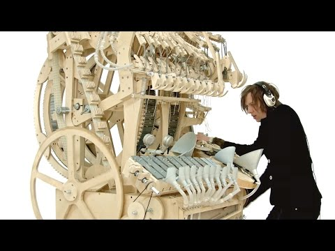 Xxx Mp4 Wintergatan Marble Machine Music Instrument Using 2000 Marbles 3gp Sex
