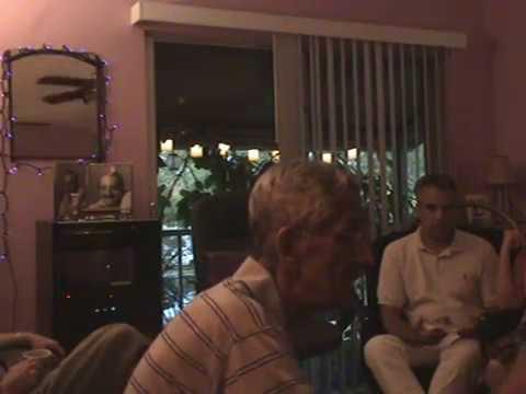 Kasthuris' Tampa Bay Visit, 2007 - Part 1