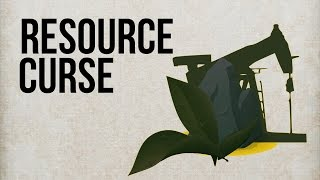 Why Resource Rich Countries Grow Slowly?