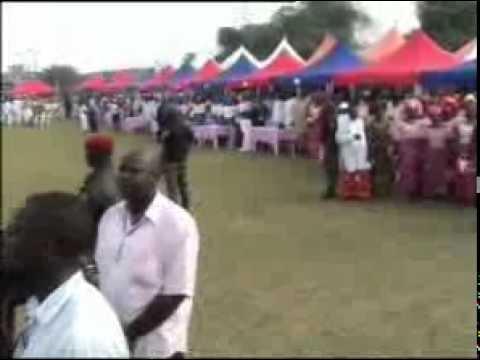 First Itsekiri World Cultural Festival held in warri, delta state Nigeri