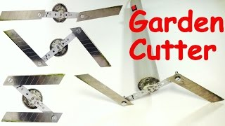 How to Make a GARDEN CUTTER at HOME | GARDENING TOOL
