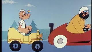 Classic Popeye: Hoppy Jalopy