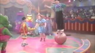 Barney's Super Singing Circus Play Along Trailer