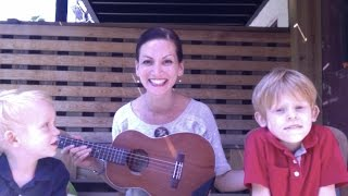 Music for Kids - The Turtle Song - Sing with Suzi  Season 1 - Ep. #5