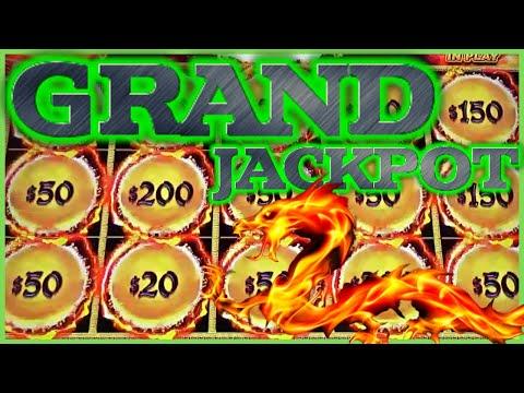 GRAND JACKPOT ON DRAGON LINK 🐲HAPPY & PROSPEROUS 🐲15 ORBS FIREBALLS COLLECTED 🐲(4) HANDPAYS MAJOR