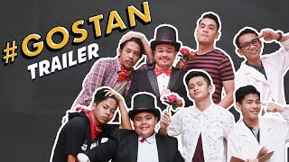 #Gostan (Official Trailer) 15 Jun | Astro First Eksklusif | Nabil Ahmad, Ajak Shiro, Hisyam Hamid