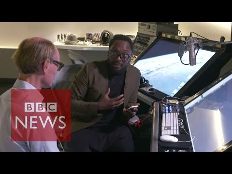 Is will.i.am right about the future? BBC News