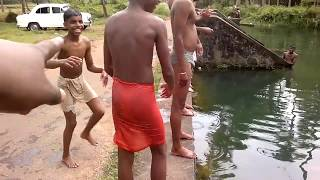 kerala style swimming...enjoy