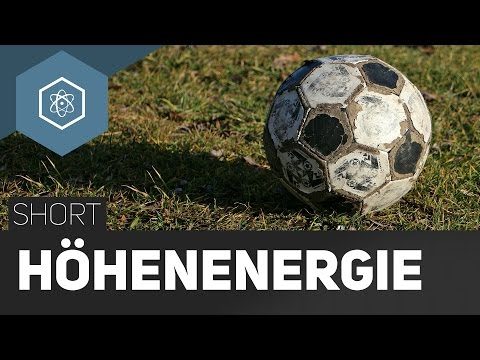 E = m * g* h – Höhenenergie Formel #TheSimpleShort