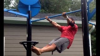 Learn Exercises to Build Strength for a Bar Muscle-up
