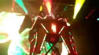 Make It Burn Dem SONAR 2013 SKRILLEX LIVE