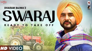 Swaraj on the Runway | Dharam Bajwa | New Punjabi Song 2017 | Saga Music