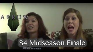 Arrow  Season 4  Midseason Finale
