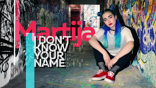 Martija Stanojkovic - I Don't Know Your Name (Lyric Video)