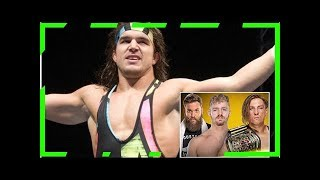 The smackdown live ace become close pals with pete dunne, tyler bate and trent