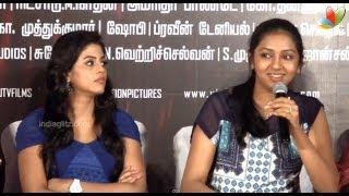 I am ready to do liplock scene with any actors - Lakshmi menon | Vishal | Naan Sigappu Manithan