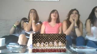 Reaction Teen Top Rocking (장난아냐)